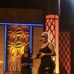 "Amber Rose Buys ""Ace of Diamonds"""
