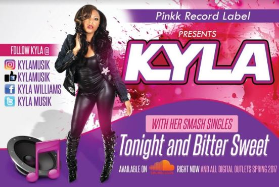 Pinkk Records Label Present: Kyla