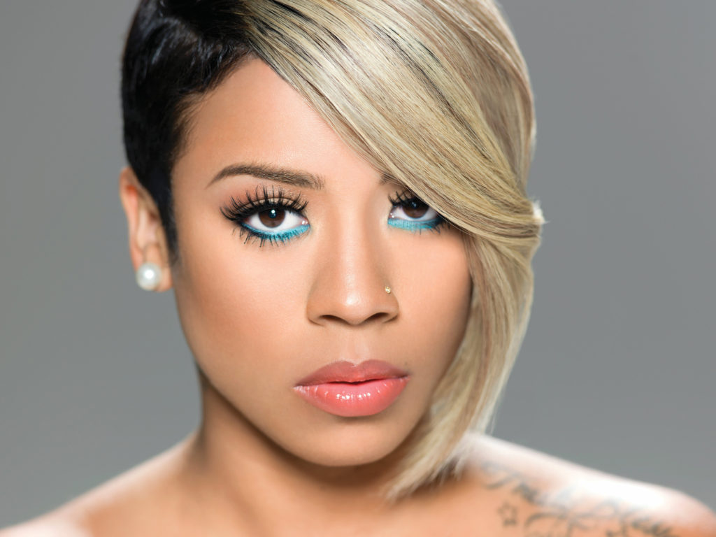 Keyshia Cole Joins Cast of 'Love & Hip-Hop'