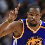 Kevin Durant Named 2017 Finals MVP