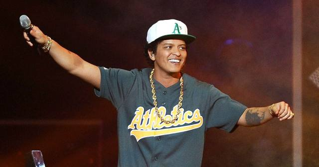 Bruno Mars Donating $1 Million To Flint Water Crisis Victims