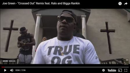 [Video] Joe Green ft Bigga Rankin and RALO - Crossed Out Remix
