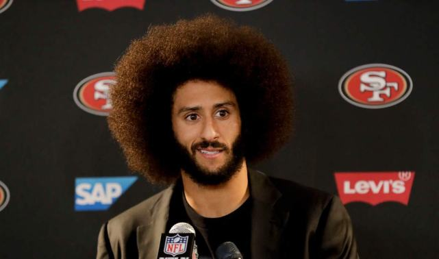 Colin Kaepernick Lands $1 Million Book Deal
