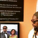 Lil Jon Opens Primary School in Ghana