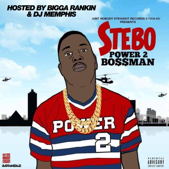 [Mixtape] Stebo - Power 2 Bossman