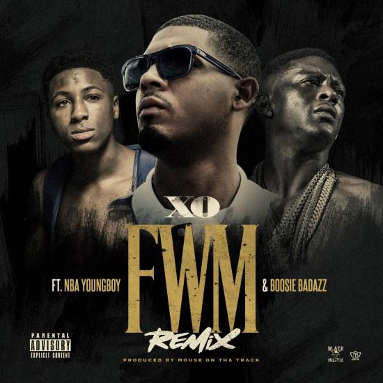 "[Single] XO ft. NBA Youngboy & Boosie Badazz - ""FWM"" (Remix)"