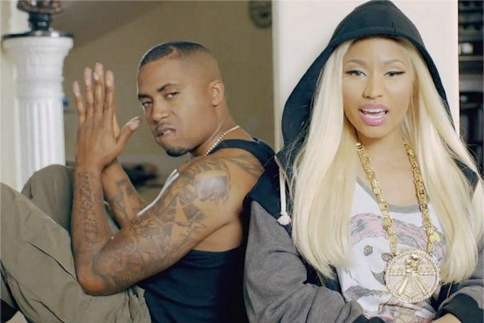Nicki Minaj & Nas Break up