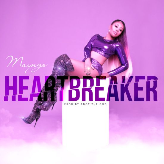 [Single] @Sweet_Mayngo 'Heartbreaker'