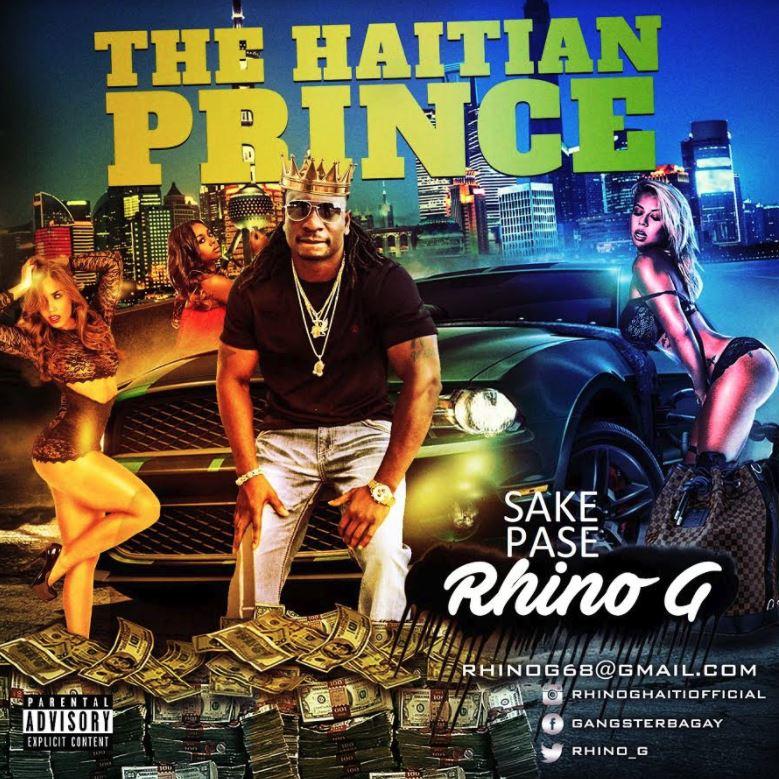 [Single] Rhino G - Sake Pase