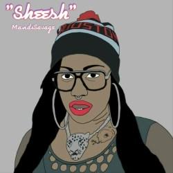[Single] Mandi Savage - Sheesh