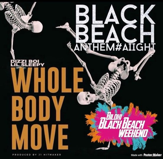 [Single] Lil Sleepy x Dizzi Boi - Whole Body Move