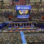 UF Under Fire for Pushing Black Graduates Offstage