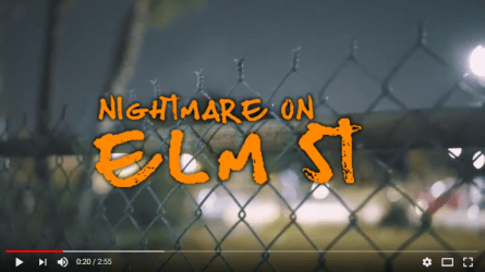 [Video] That Boy Poppa - Nightmare on Elm Street