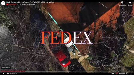 [Video] BME Sir Jae ft. MoneyGram - Fed Ex