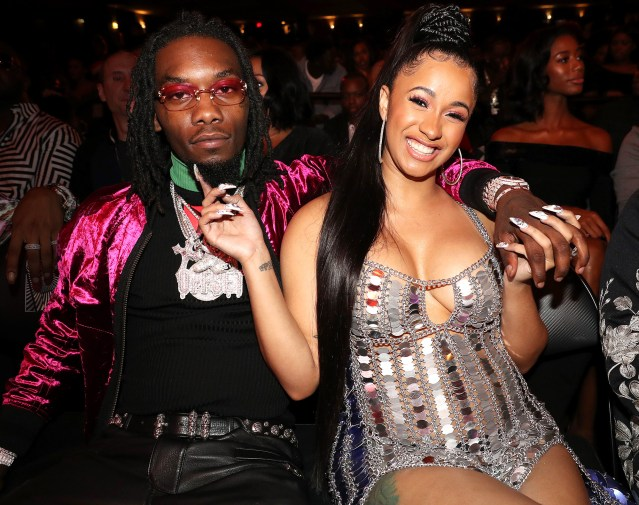 Cardi B and Offset Secretly Got Married in 2017