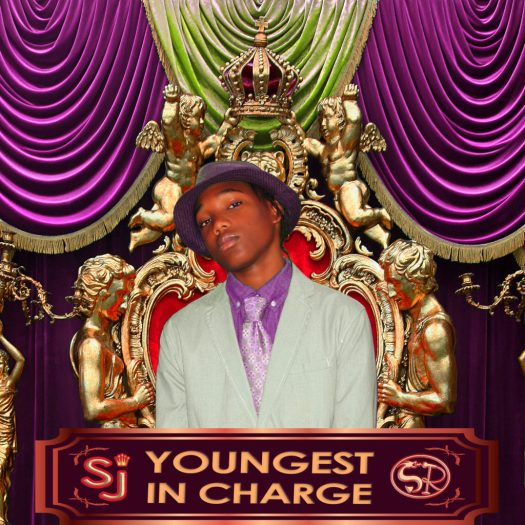 [Mixtape] @SuspensJr 'Youngest in Charge'
