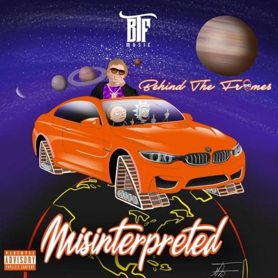 [Mixtape] Behind The Frames 'Misinterpreted'
