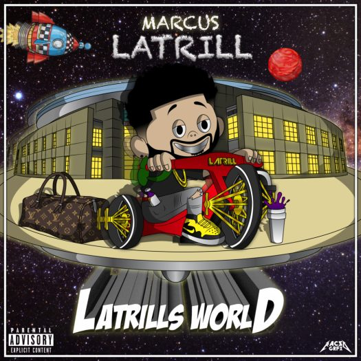 [Album] Marcus Latrill 'Latrills World'