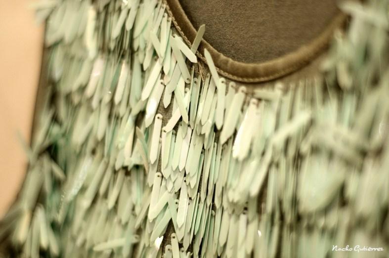 Atelier Concept - Detalle de las lentejuelas alargadas