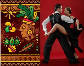 From American Indian chief to Tango