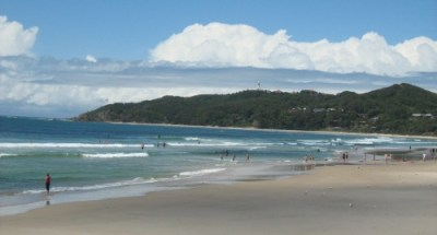 Byron Bay, Australia- Beilieve The Hype as found in Street Talk Savvy