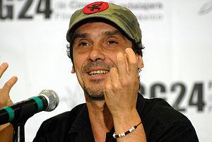 24/03/09 El cantante y activista social Manu C...