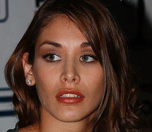 Miss Universe 2009 Dayana Mendoza en Managua, ...