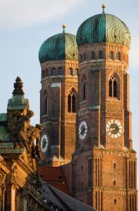Frauenkirche church, Munich | German Slang Phrases