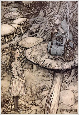 Alice's Adventures in Wonderland - Advice from...