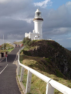 Byron Bay Lighthouse, New South Wales, Australia