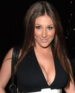 English: Picture of Lucy Pinder.