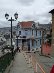 Colonial English House- Valparaiso