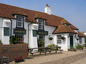 English: The Neptune pub