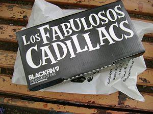 Zapatillas de Los Fabulosos Cadillacs