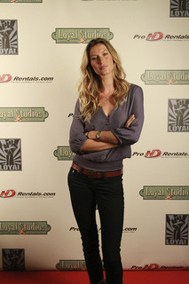 Supermodel Gisele for The United Nations Envir...