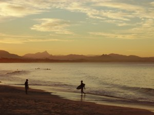 Byron Bay sunsets