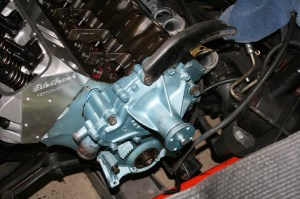 20.The timing cover assembly was reinstalled at this point.