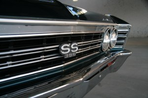 09.A cost difference of only $500 was justification enough for consumers to purchase almost 59,000 more SS Chevelles over the base Chevelle 300. Even though they made 63,000 total, finding one in killer shape, like this one, is hard.