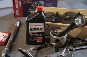 01.Proper break-in is critical for any engine's survival, much more for the flat-tappet camshaft. Keep it alive with ZDDP-enhanced break-in oil from Comp Cams.
