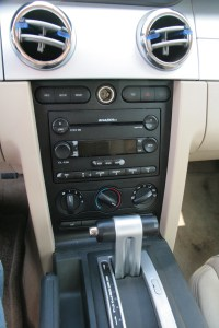 1. The stock head unit has seen better days, after all it is 11 years old. At first glance, it may look intimidating to remove, but it is quite simple.