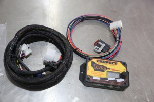 For swaps that do not have a transmission controller in the ECM, you will need one if you plan on running an automatic transmission. This is the Perfect Torc from Painless Performance, and it is a very simple install.