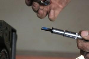6. Each retainer bolt got a dab of medium threadlocker and torqued to spec.