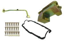 351 Windsor for 1979-93 Mustang (gold iridite)
