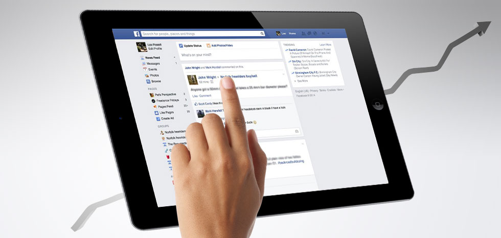Increase user activity on your facebook posts