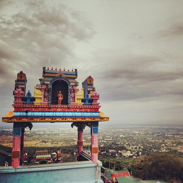 Marudhamalai temple - streettrotter4