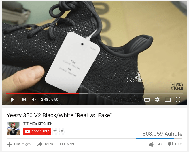 Yeezy Replica Youtube