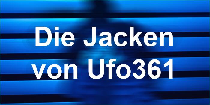 Adidas jacke ufo 361