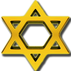Magen David - Judaism Star of David