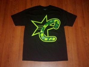 CityStars Retro Green Camo