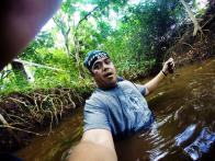 Don't lose the GoPro selfie